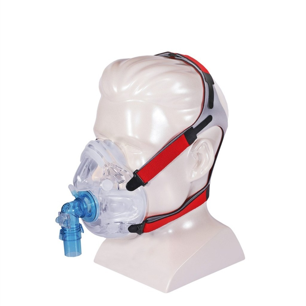 Hans Rudolph 7600 Series V2 Full Face Cpap Mask With