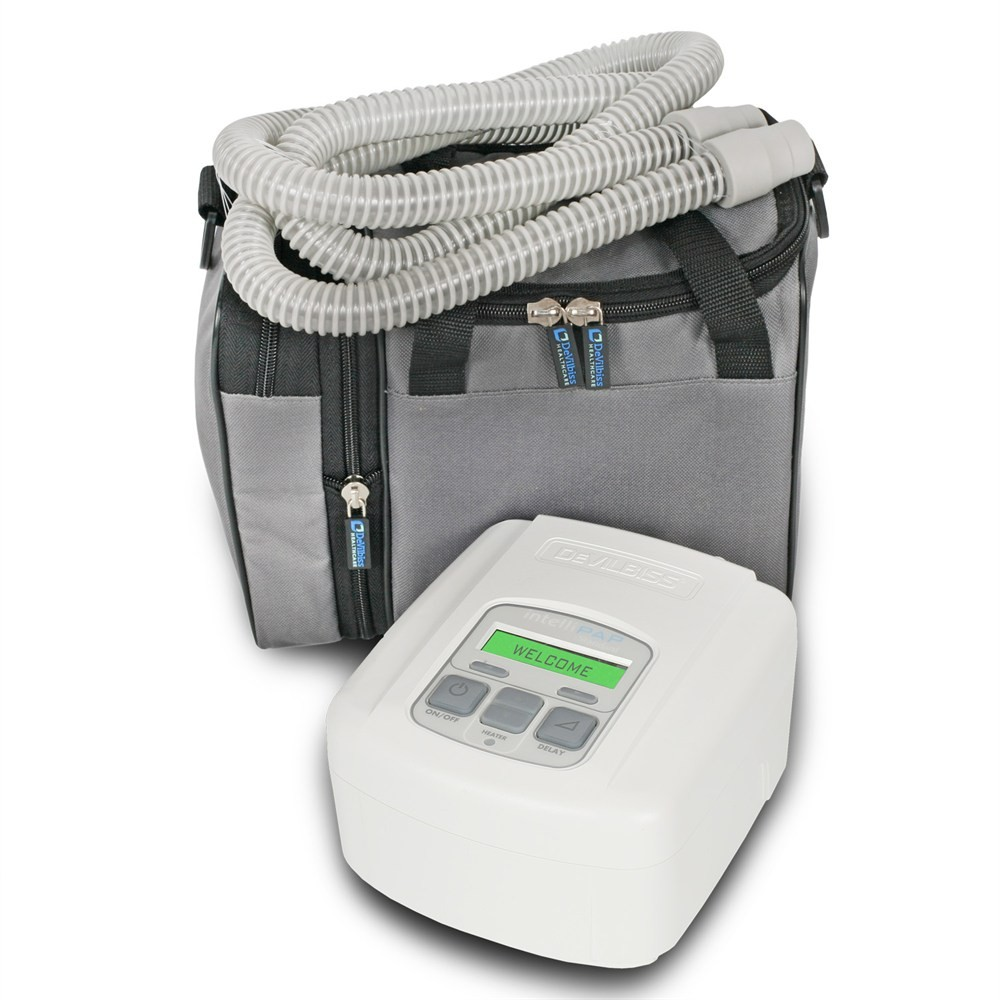 devilbiss intellipap standard travel cpap machine