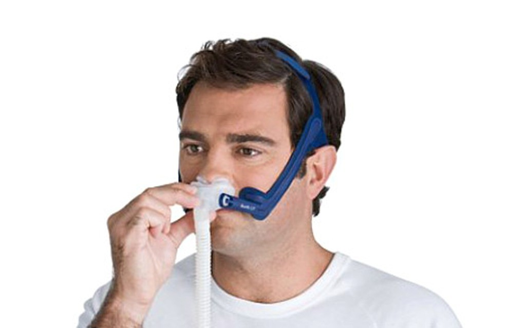 ResMed Swift™ LT Nasal Pillow Mask With Headgear by ResMed ...