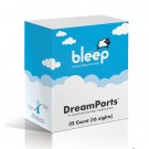 Bleep DreamPort Adhesive Patches (Box of 32, 16-Night Supply)