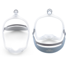 DreamWear Nasal CPAP Mask fit pack All Cushions with medium frame and headgear