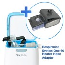 Better Rest Solutions SoClean 2 Adapter for  Philips Respironics System One 60