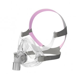 ResMed AirFit F10 For Her Full Face Mask System with Headgear
