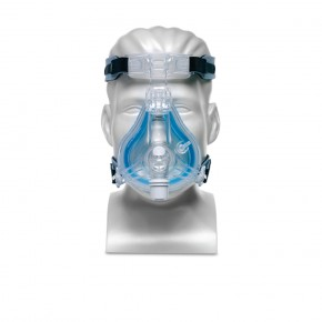 Philips Respironics ComfortGel Blue  Full Face CPAP Mask with Headgear