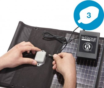 Somnetics Transcend Portable Solar Charger