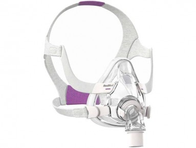 AirTouch F20 For Her Full Face CPAP Mask with Headgear