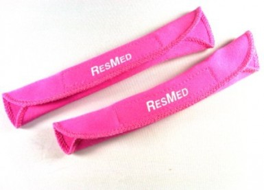 ResMed Swift™ FX for Her Nasal Pillows System- Soft Wraps Pink - 2 pack