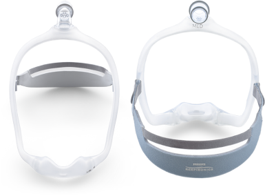 DreamWear Nasal CPAP Mask Fit Pack (All Cushions with medium frame and headgear)