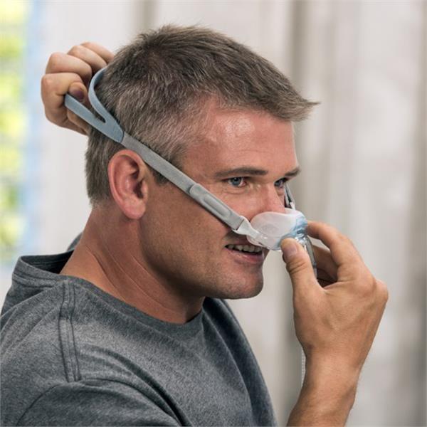 F P Brevida Nasal Pillow Cpap Mask Assembly Kit Cpap