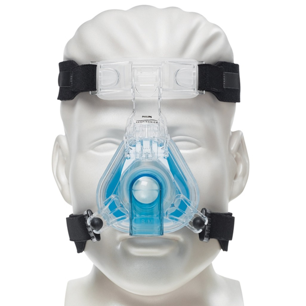 Philips Respironics Comfortgel Blue Nasal Mask Assembly