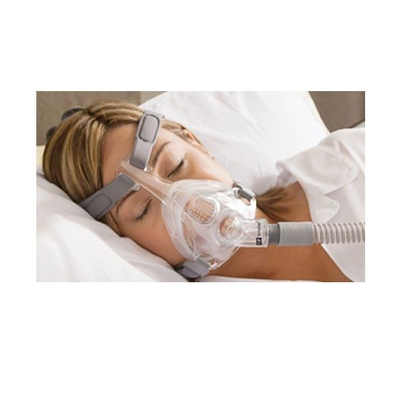 Fisher And Paykel Simplus Full Face Mask Assembly Kit By Fisher