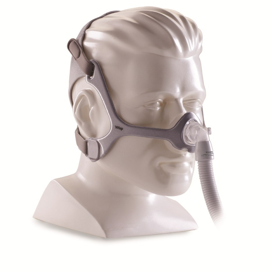 Philips Respironics Wisp Nasal Mask And Headgear By