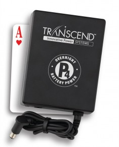 Transcend P4 Battery