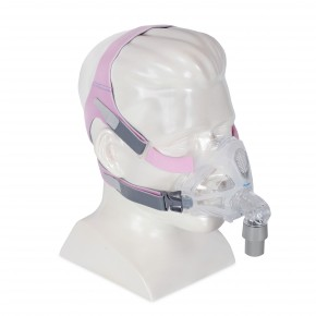 ResMed Quattro™ FX for Her Full Face Mask System with Headgear
