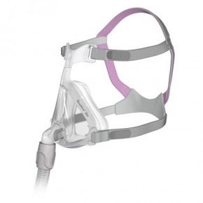 ResMed Quattro™ Air for Her Full Face CPAP Mask and Headgear