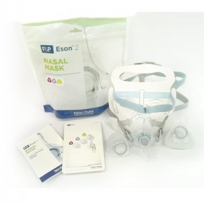 F&P Eson 2™ Nasal Mask Fit Pack- All Sizes Included