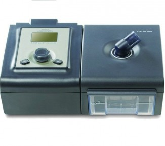 Philips Respironics System One REMStar 60 Series BiPAP autoSV Advanced With Heated Humidifier