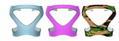 ResMed Colored Headgear for the Ultra Mirage™ and Ultra Mirage™ II Nasal, Mirage Micro™, Mirage Activa™, Mirage Activa™ LT, Mirage™ SoftGel, Mirage Quattro™ and Ultra Mirage™ Full Face Mask