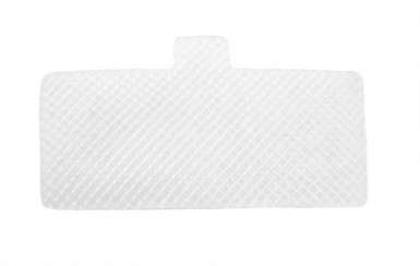 Disposable White Filter for Respironics Remstar Lite, Remstar Plus, Remstar Pro, Remstar Auto, Bipap Plus, Bipap Pro 2, Bipap Auto, Bipap ST (6 Pack)
