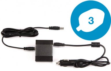 Somnetics Transcend Mobile Power Adapter